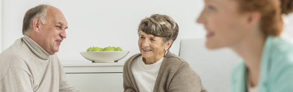 Seniors with peace of mind